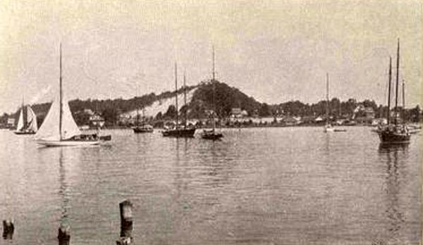 HISTORY-11-03-sailing yachts on Lake Macatawa