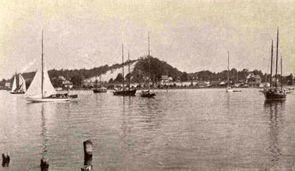 HISTORY-11-03-sailing yachts on Lake Macatawa