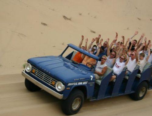Dune Rides – July 18th – M. Christine Byron